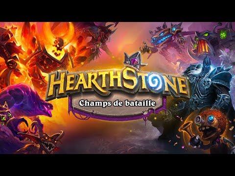 Bande-annonce : les champs de batailles débarquent sur Hearthstone !  (VF)
