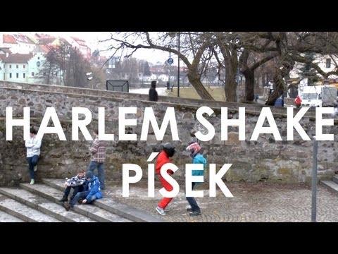 Harlem Shake Písek CZ