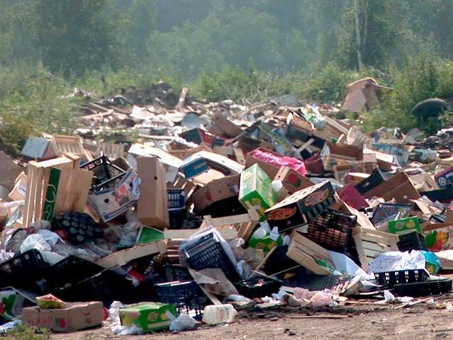 Свой мусор убираем сами