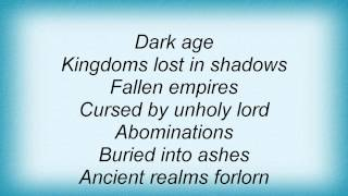 Dark Funeral - When Angels Forever Die Lyrics
