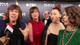 Chat w Baroness von Sketch on their 2019 Canadian Screen Award Nomination