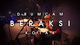 Bounty Ramdhan - Beraksi - KOTAK (drumcam)