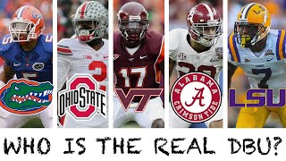 WHO IS THE REAL DBU OF THE 2000's? LSU, Ohio State, Alabama, Florida