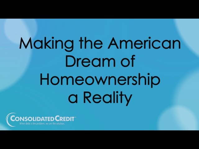 The Allen Family Buys Their First Home