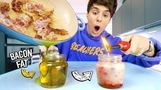i tested hacks reusing FOOD SCRAPS & leftovers