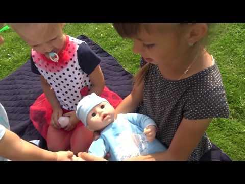 Кукла Baby Annabell многофункциональная в голубом, 43 см (794-654), фото 5