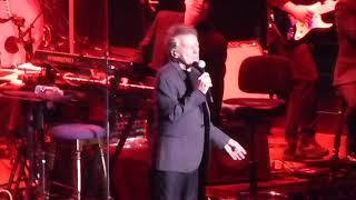 Frankie Valli & The Four Seasons Fallen Angel 1.12.18 Birmingham