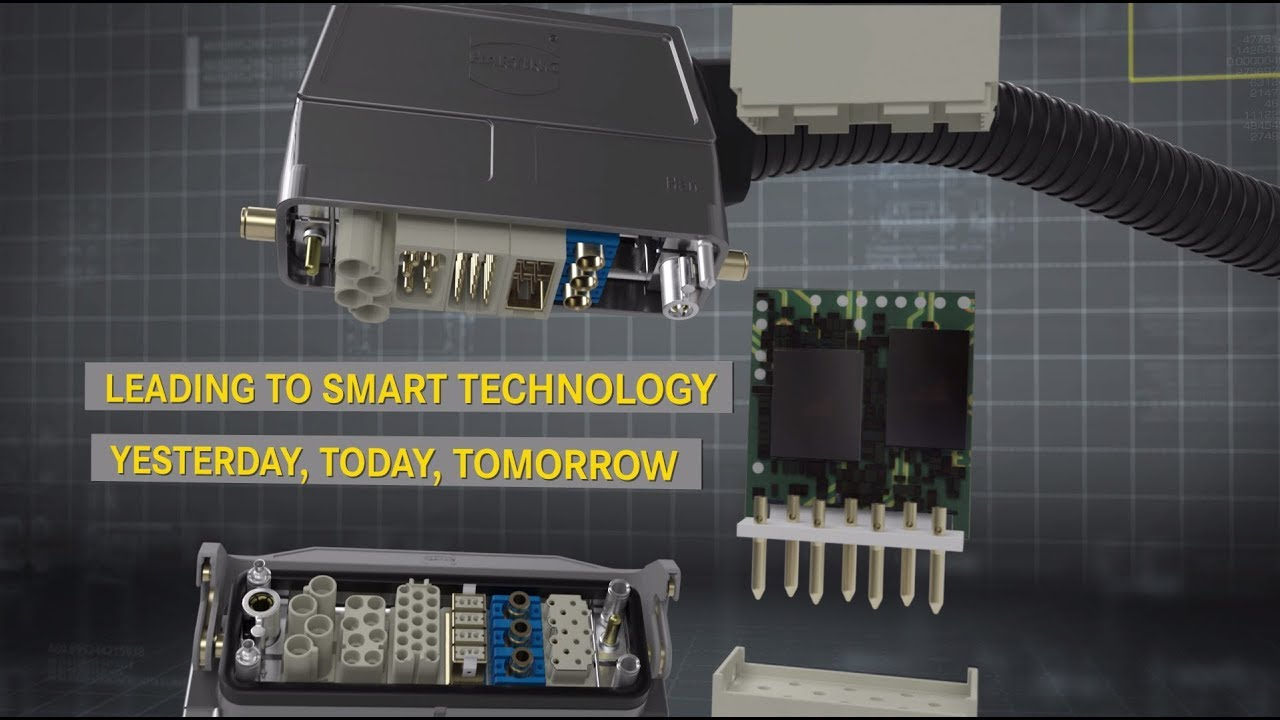 HARTING Han® - Leading To Smart Technology
