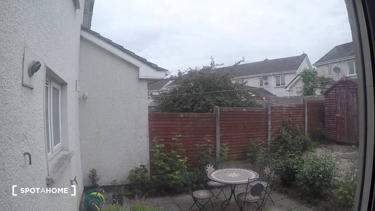 Cosy rooms to rent in large 4-bedroom house in residential Blanchardstown