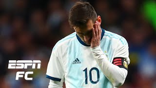 Lionel Messi and Argentina need to AVOID THE DRAMA as World Cup qualifying begins - Moreno | ESPN FC