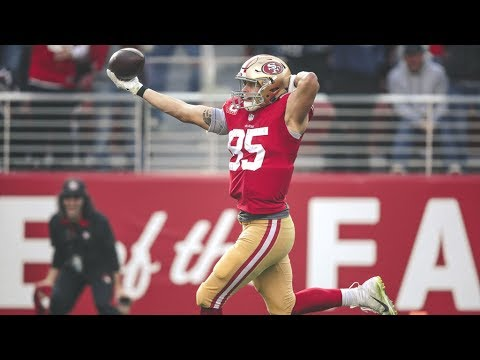 ef077c214 Get to Know George Kittle on Good Morning Football