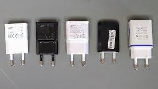 #75-1: USB Netzteile: Original gegen Fake Teil 1