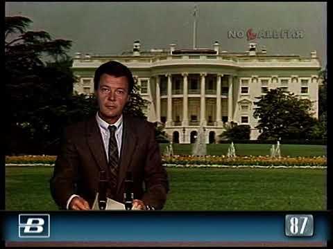 Рональд Рейган. Заявление президента США. Тайные операции за рубежом 8.08.1987