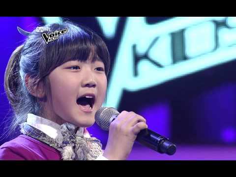 (The Voice kid HQ) Tomorrow - Yoon See Yeong ( Màn trình diễn khiến các HLV đều phải khóc)