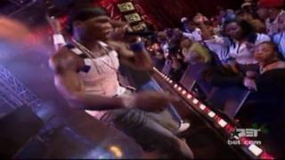 50 Cent & G Unit - Wanksta (live)