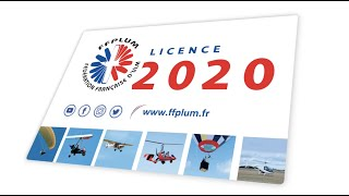 Guide licence 2020