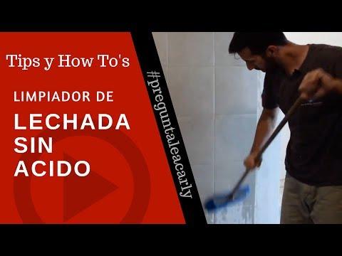 Limpiador de Lechada SIN Acido | Non Acidic Cleaner