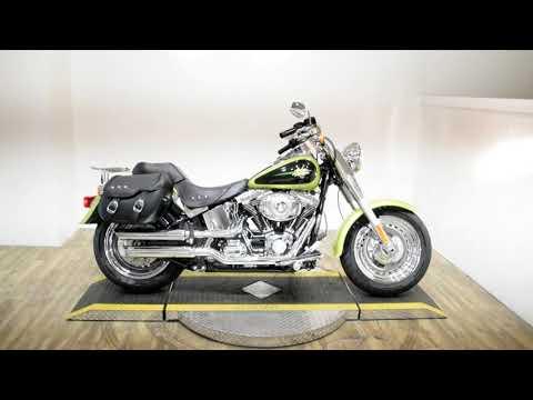 2011 Harley-Davidson Softail® Fat Boy® in Wauconda, Illinois - Video 1