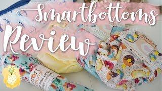 Smart Bottoms Review | Vergleich AIO & DreamDiaper | Aennecken