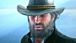 Red Dead Redemption 2 - TRUE ENDING (Epilogue End & Micah Death)