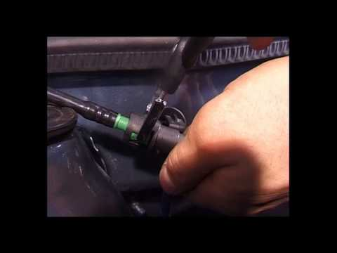 HAZET Benzinleitungs-Zange
