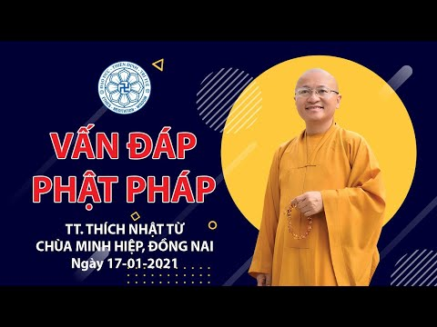 TT. Thích Nhật Từ giải đáp thắc mắc của quý Phật tử Đồng Nai