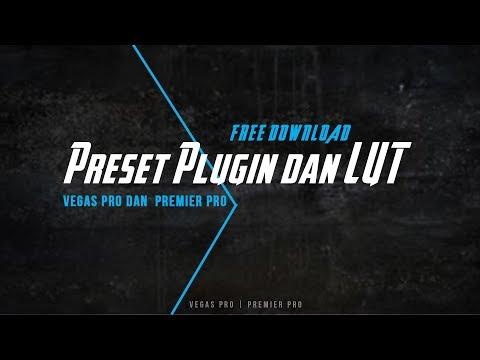 10 Preset Plugin and +100 LUT [ Sony Vegas Pro || Premier Pro