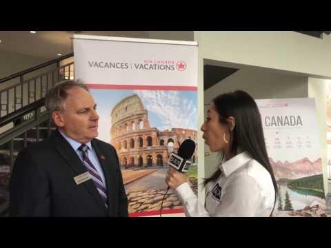 Nouvelle brochure Europe de Vacances Air Canada