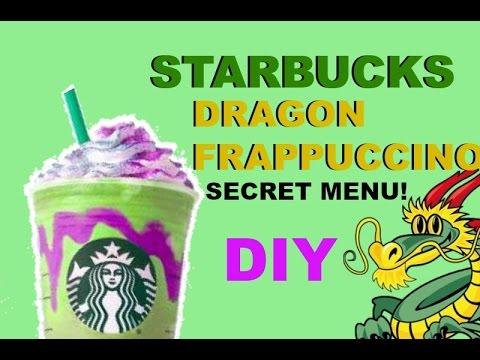 How To Make A Diy Starbucks Dragon Frappuccino Secret Menu