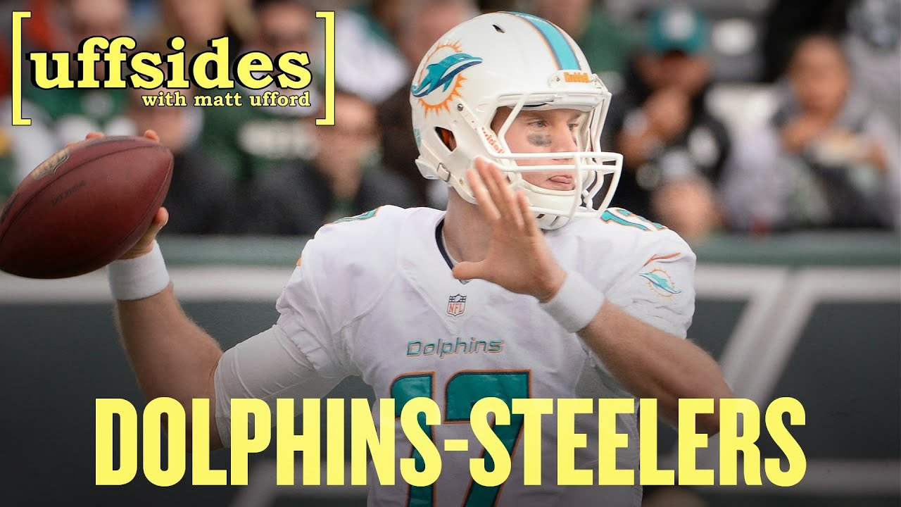 Dolphins vs Steelers 2013: Uffsides NFL Week 14 Previews thumbnail