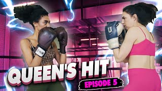 "Kickboxing reality show Queen's Hit | TV series ""Queen's Hit"" | Episode 5 | Kickboxing"