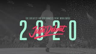 Juste Debout ' Hip Hop New Style ' Battle Mix 2019