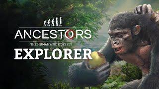 Ancestors: The Humankind Odyssey - 101 Trailer EP1: Explore - Français