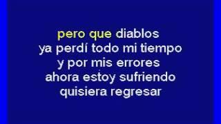 Karaoke - ANTES - OBIE BERMUDEZ