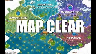 Map Clear!  Featuring Three Top 50 Bases and More