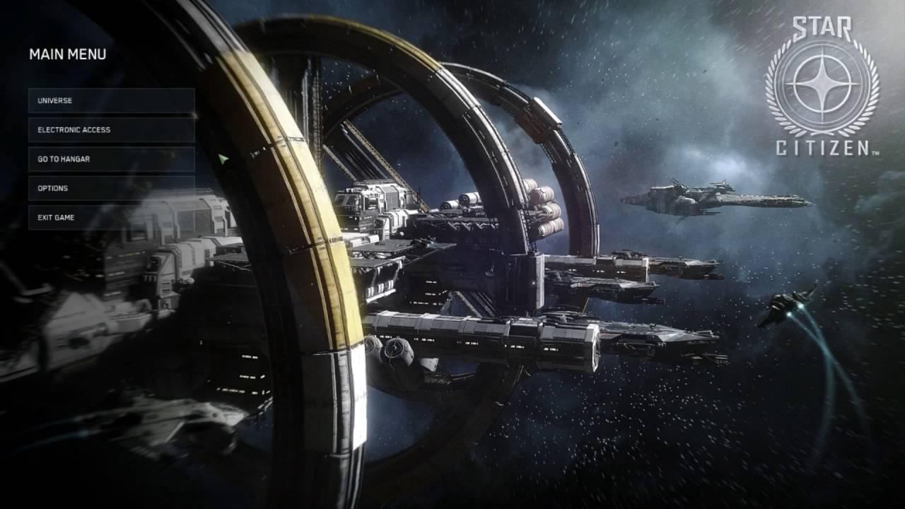 Présentation de l'Alpha de star citizen en attendant la 3.0 ? (test/tuto/let's play/fr/Beta)