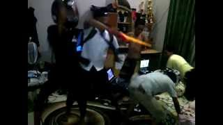 preview picture of video 'Harlem shake Tanah Grogot'