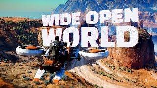 [4K] RAGE 2 - Open World Trailer (TGA 2018) @ UHD ✔