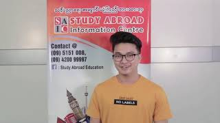 Mr. Aung Pyae Phyo PSB,  Bachelor of Science with Honours in Computer Science