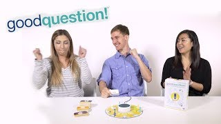 Spin Master Games | Good Question! The Party Game | How to Play the Clever Question Game