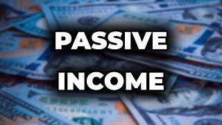 Passive Income: 20 Ways To Make Money While You Sleep