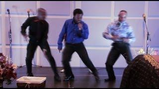"Felis Mubibya Performing ""JINA LAKO MILELEYOUR NAME FOREVER"" Live At The IGMF 2012| Columbus, USA"