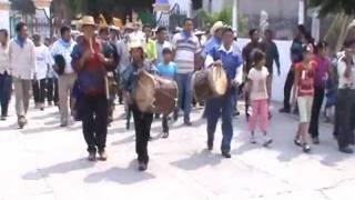 preview picture of video 'Acala - Chiapas,Tradicion de las carretas'