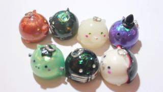 Resin Chubble Update: Halloween, Catpuccinos, Bubble Tea, Chubbipops