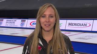 Rachel Homan on winning 11th GSOC women's title image