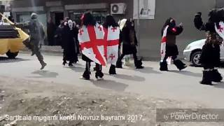 Sarticala muganli kendi novruz bayramı 2017