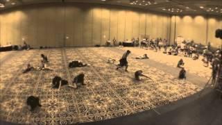 Emeli Sandé Mountains Las Vegas - Brian Friedman Choreography