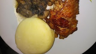 How To Cook Semolina Fufu/ugali
