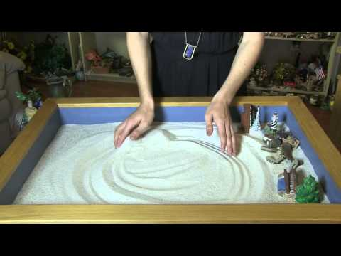 About Sand Tray Therapy