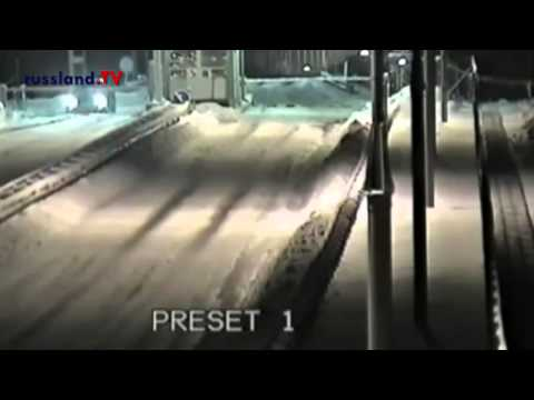 Video: Grenzdurchbruch nach Belarus